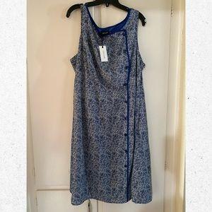 Liza Luxe Vintage Style Dress